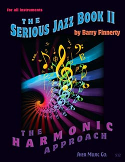 Serious Jazz Book 2 by Barry Finnerty
